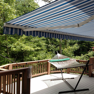 manual window canopy awning