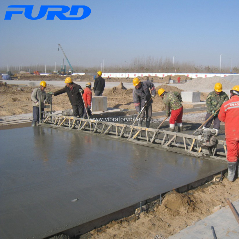 9.0hp HONDA Gasoline Concrete Floor Truss Screed (FZP-90)
