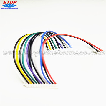 Customized IDC Connector 12pin Flat Ribbon Cable Assembly