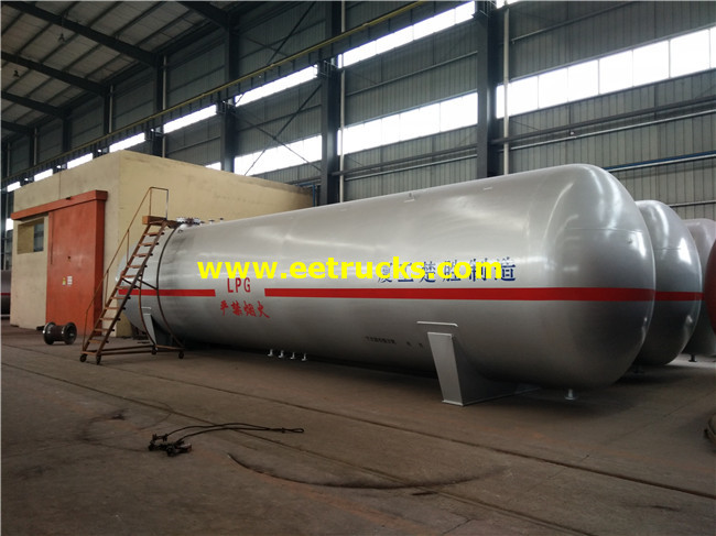 ASME 100m3 LPG Storage Tanks