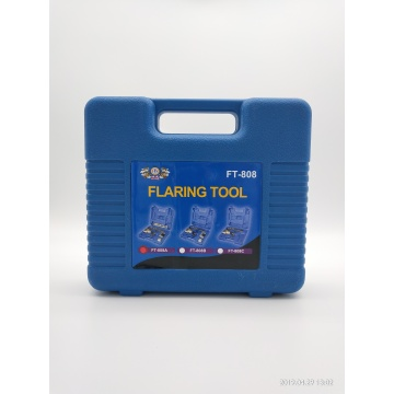Copper tube flaring tool