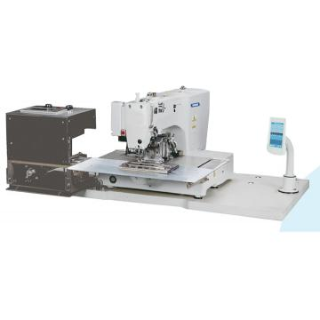 Automatic cutting sewing velcro machine with Efficient automatic feeding Automatic cutting system
