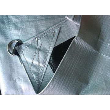 Silver Color PE Tarpaulin Heavy Duty