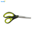 Durable stainless steel blades student scissors