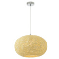 Hot Selling Modern Pendant Lamp with paper material