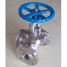 Quality for Straight Globe Check Valve DN50 Three Way Globe Valve supply to Virgin Islands (U.S.) Wholesale