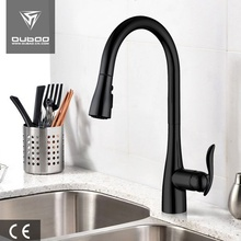 Modern Kitchen Sink Faucet With Pull Out Sprayer