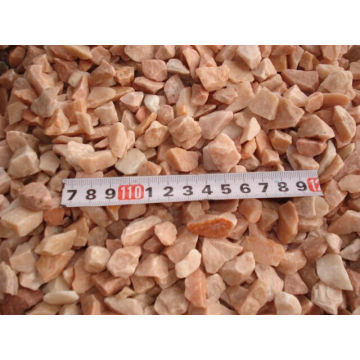 Natural Pink Pebble Stone for Swimming Pool