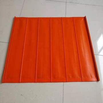 polyurethane shaker screen for mining