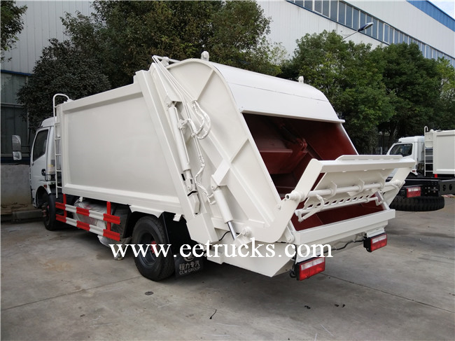 5 CBM Refuse Collection Vehicles
