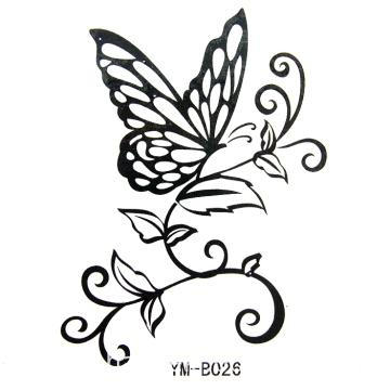 Rama Cantik Badan Tatoo Sticker