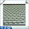 Plain Weave Square Wrapped Edge Wire Mesh