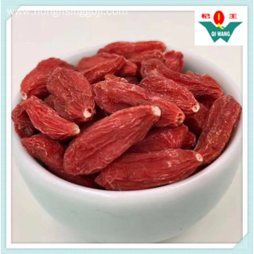 High export quality dried goji berry certified