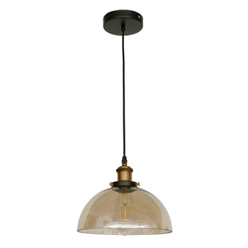 Postmodern Style glass Single Hanging Pendant Lamp