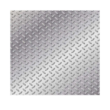 5005 5052 5754 8011Aluminum Checkered Plate Factory Price