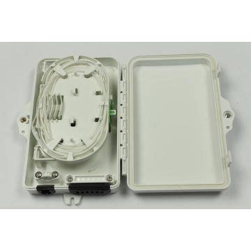 Fiber Optical ABS PC Distribution Box with 6A