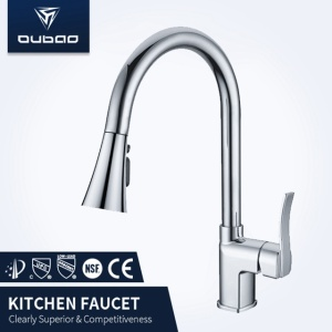 Traditional Single Handle Water Tap Faucet For Kitchen
