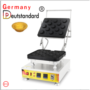 Heavy Duty Nonstick Electric Mini Tartlet Shell Machine