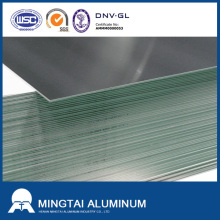 5mm thickness AA5086 H32 2300mmX 8800mm aluminum plate