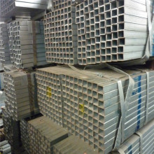 20x20 erw welded galvanized square pipe