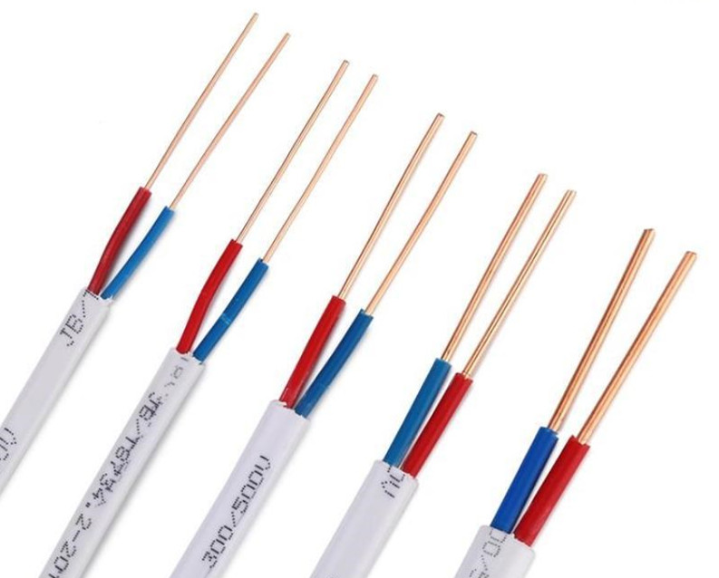 Soft Flat Sheathed Cable