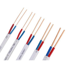 Free sample for for Pvc Insulated Wire Soft Flat Sheathed Cable supply to Faroe Islands Manufacturer