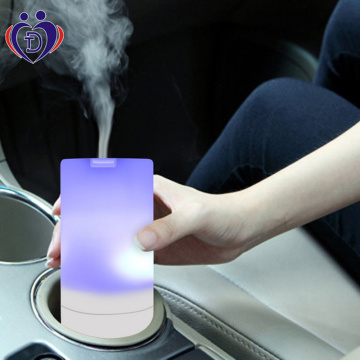 Durable Mini Ultrasonic Essential Oil Car Humidifier