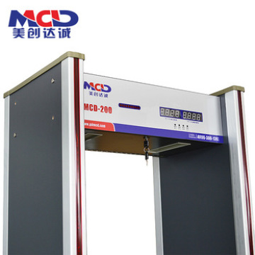 Metal Detector Body Scanner for security check