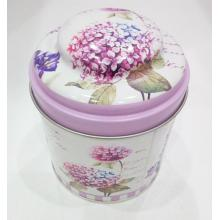 Cheap price for Custom Tea Tin Box Metal  Tea Tin Can export to France Factories