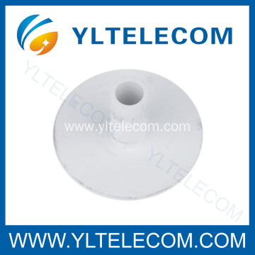 Supply for FTTH Cabling Accessories , Fiber Duct Plug , Fiber Optic Wall Tube , Fiber Pipe Joint Box , Nail Clips , Fiber Optic Cable Manufacturers , Fiber Optic Cable Connectors Wall Tube Off The Wall Bushing (Large),FTTH Wall Fixing Casing,Wall Fixing B