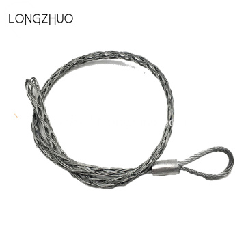 Multi-Weave Rotating Eye Stainless Steel Cable Grip