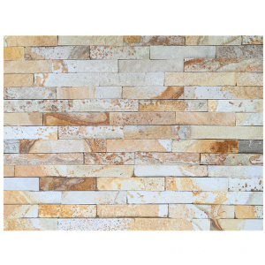 Golden Sunshine Sandstone Natural Stone Wall Cladding
