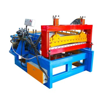 Metal Plate Flattening Machine