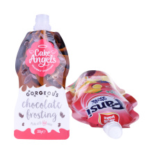 Custom Printing Plastic Liquid/Milk/Fruit Juice/ Stand up Pouch Bag with Spout