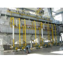 factory customized for Miscella Evaporate 800t/d Oil Extraction Production Line supply to Haiti Manufacturers