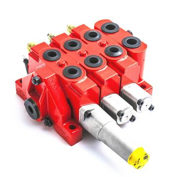 concrete machinery proportional valves