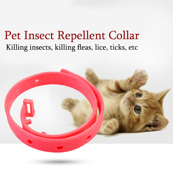 silicone anti-mosquiko pet collar