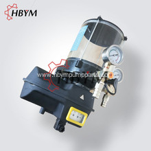 24V 2 Holes Electric Lubrication Grease Pump