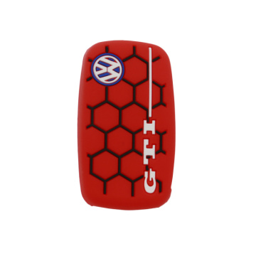 Silicone car key holder for VW GTI
