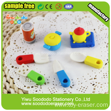 Tool Magic Shaped Blister Card Packing Eraser