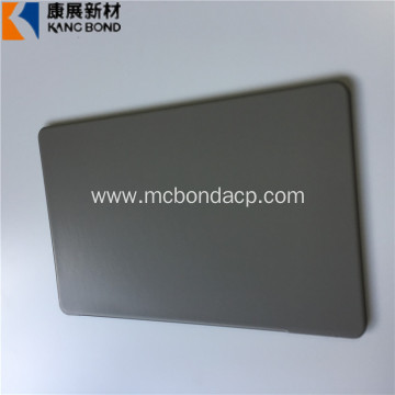 Beautiful Design ACP Black Panel Decoration