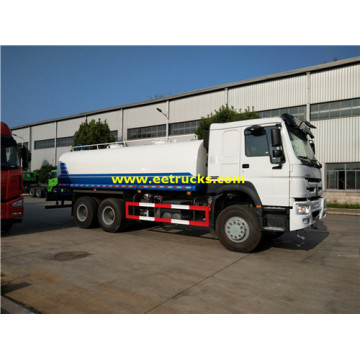 HOWO 14000L Spray King Water Tankers
