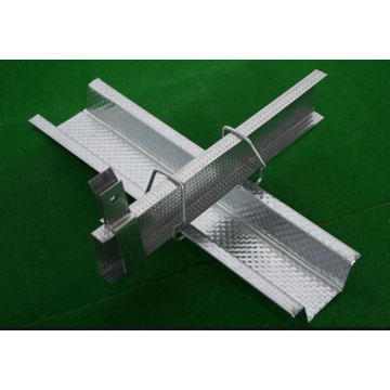 Hat Furring Channel Making Machine for Drywall