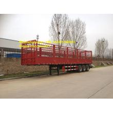 Light Self - Weight Cargo Semi Trailer