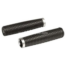 Fashionable Black Bicycle Handle Grip