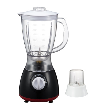 Low price 1500ml plastic jug food blender mixer