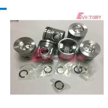 Excavator parts BF6M2011 piston connecting rod crankshaft