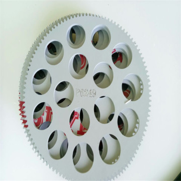 Custom Laser Cut Drilling Holes Decorative PVC Panels