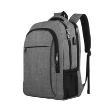 Sac à dos pour ordinateur portable à compartiments multiples
