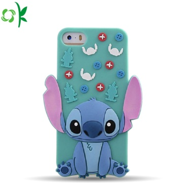 Custom Silicone Animal Figure Mobile Phone Cover